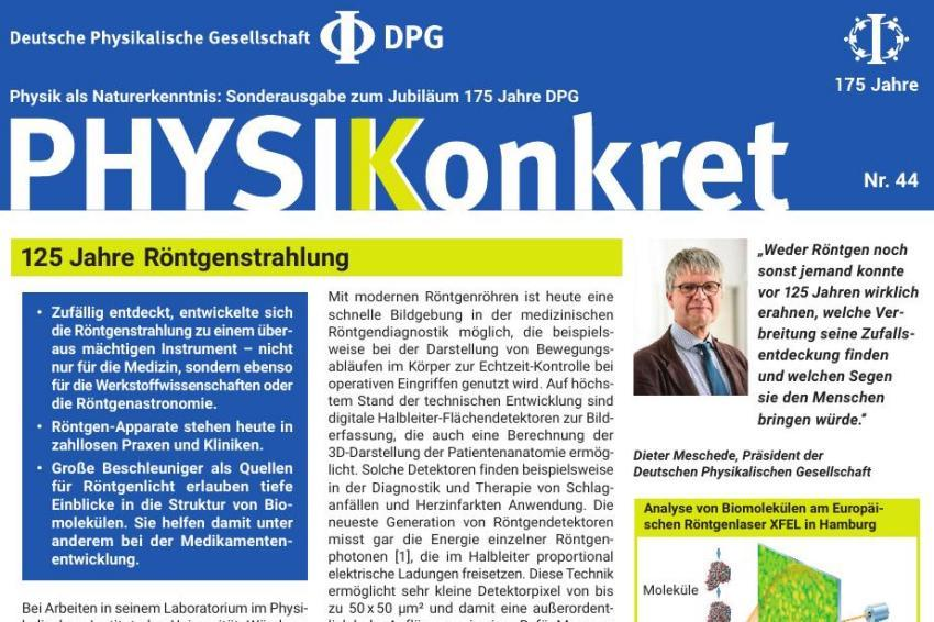 deutsche physikalische gesellschaft